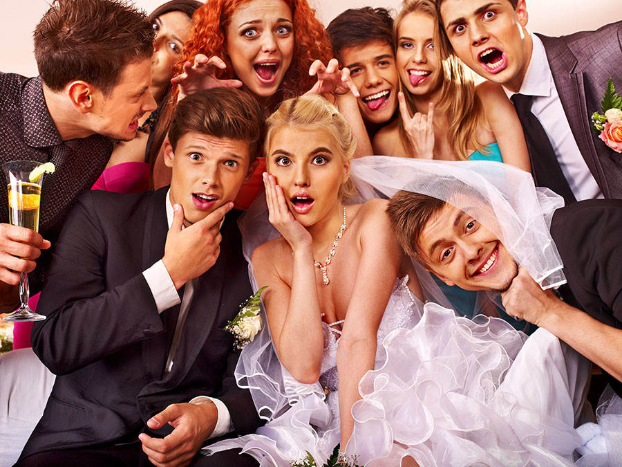 Fun Wedding Photo Booth Props That Your Guests Will Love